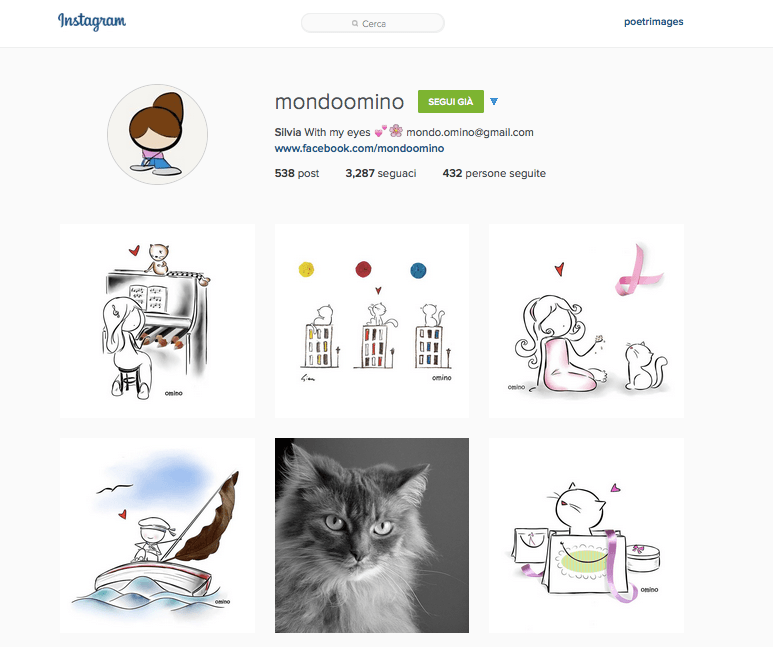 mondoomino instagram