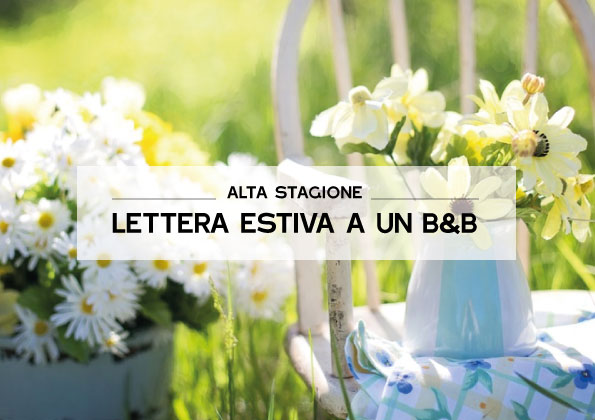 marketing tusistico per bed and breakfast