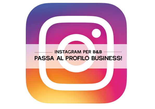 instagram consigli per bed and breakfast
