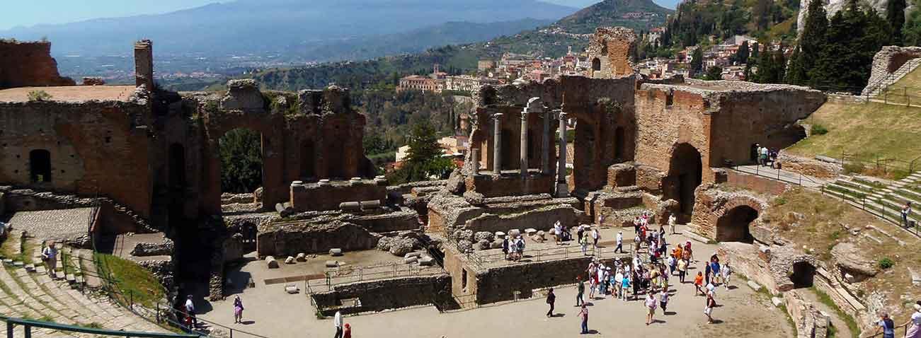guida turistica sicilia taormina
